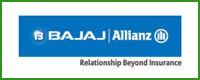 Bajaj Allianz general Insurance.